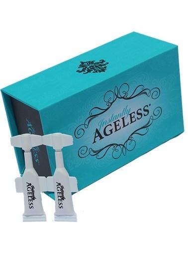 Instantly Ageless Instantly Ageless(10 Tüp) Kırışıklık ve Göz Altı Torbası Giderici Krem Renksiz